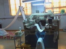2代横缝机稳定运行
